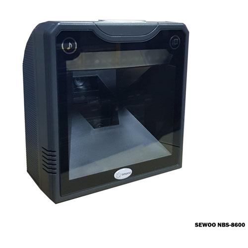 SEWOO NBS8600 Dikey Slot Tarayıcı 1D/2D Usb Market Tipi Barkod Okuyucu (MASAÜSTÜ)