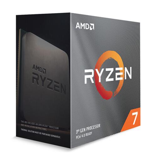 AMD RYZEN 7 3800XT 8 3.9 GHz 32MB 105W AM4 FAN YOK (Ekran Kartı Gerekir)