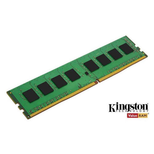 KINGSTON Value 16GB 2666Mhz DDR4 CL19 Pc Ram KVR26N19S8/16