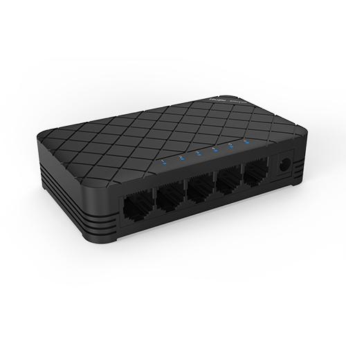 RUIJIE Reyee 5 Port RG-ES05G 10/100/1000 Yönetilemez Gigabit Plastik Kasa Switch