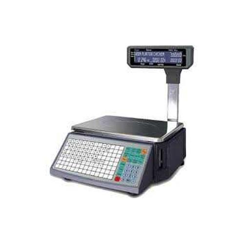Aclas LS6MP15C 12.000 ürün hafızası 15KG Grafik LCD ekran Ethernet Barkodlu Terazi