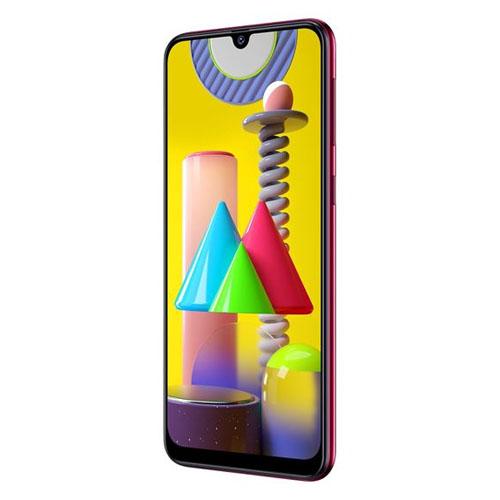 Samsung Galaxy M31 2020 Red 64 MP 4.5G 6.4 128GB-6GB Distribütör