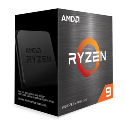 AMD RYZEN 9 5900X 12 Çekirdek 3.7 Ghz 70 MB FANSIZ AM4 105W (Ekran Kartı Gerekir)