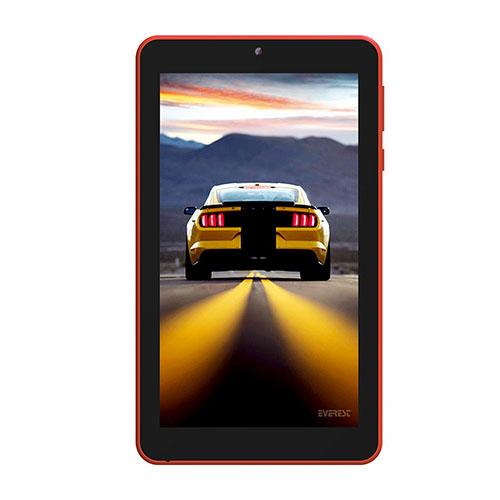 EVEREST EVERPAD DC-8015 Kırmızı 2GB RAM 16GB 7 IPS 1024*600 IPS WİFİ+BT4,0 ÇIFT KAMERA Tablet PC 7Android 10.0 GO GMS