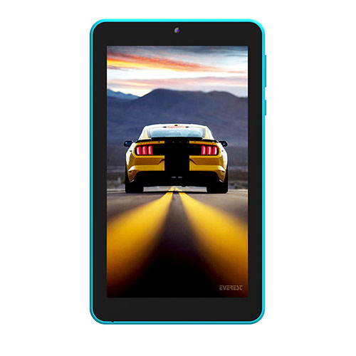 EVEREST EVERPAD DC-8015 Mavi 2GB RAM 16GB 7 IPS 1024*600 IPS WİFİ+BT4,0 ÇIFT KAMERA Tablet PC 7Android 10.0 GO GMS