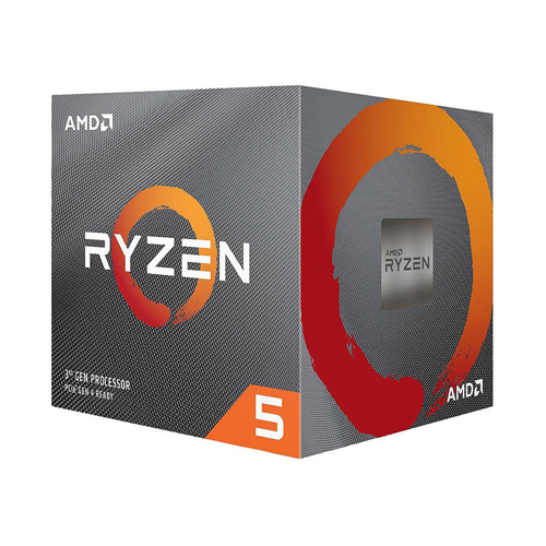 AMD RYZEN 5 3600X 6 3.8 GHz 3MB TREY FAN YOK AM4 95W (Ekran Kartı Gerekir)