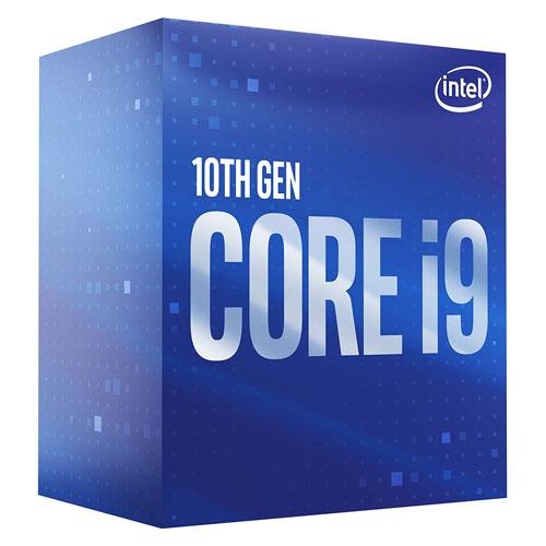 INTEL Core i9 10900 10 2.80 Ghz 20MB 1200P BOX FAN VAR(10.Nesil)
