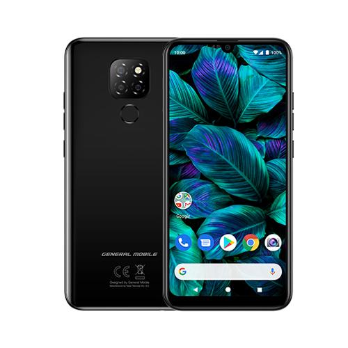 General Mobile GM 20 Black 6.09 64GB/4GB (General Mobile Garantili)
