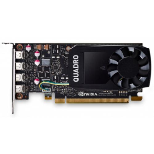 PNY QUADRO Nvidia 4GB P1000 V2 DDR5 128 Bit DP to DVI-D