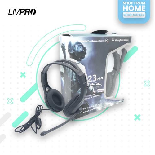 EYFEL XPRO SERİSİ Mikrofonlu Gaming Kulaklık Siyah