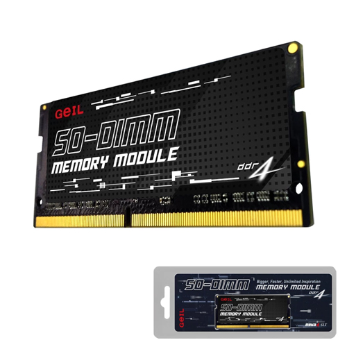 GEIL 16GB 2666Mhz DDR4 CL19 Notebook Ram GS416GB2666C19SC (1.2V)
