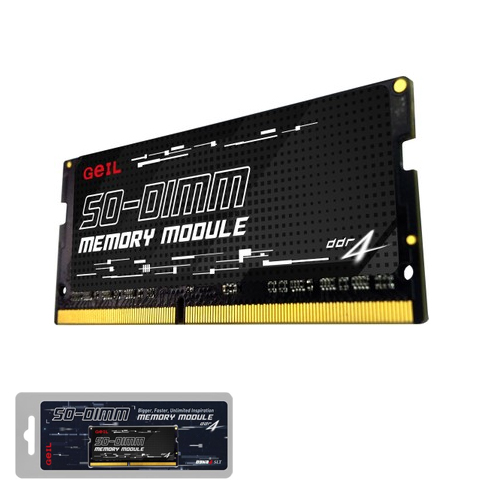 GEIL 8GB 2666Mhz DDR4 CL19 Notebook Ram GS48GB2666C19SC (1.2V)