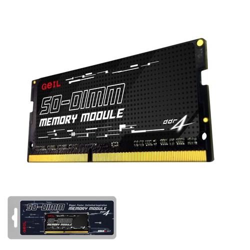 GEIL 8GB 2666Mhz DDR4 CL19 Notebook Ram GS48GB2666C19SC (1.2V)