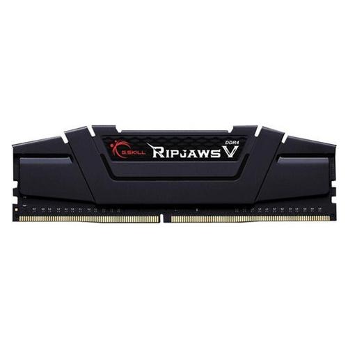 GSKILL RipjawsV Siyah 8GB (1x8GB) 3600Mhz DDR4 CL18 Pc Ram F4-3600C18S-8GVK (1.35V)