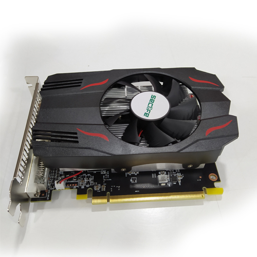 Seclife AMD 4GB RX 550 RADEON GDDR5 128 Bit HDMI DVI DP