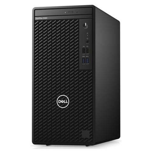 DELL Optiplex 3080MT N011O3080MT_U i5 10500 8GB 256GB Ubuntu Micro Tower