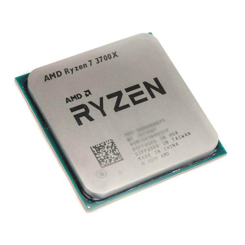 AMD RYZEN 7 3700X 8 3.6 GHz 32MB 65W AM4 tray fansız (Ekran Kartı Gerekir)