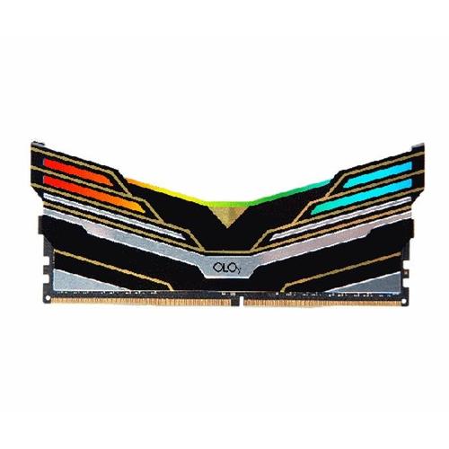 OLOy WARHAWK RGB 8GB DDR4 3200Mhz C16 Pc Ram MD4U083216BESA