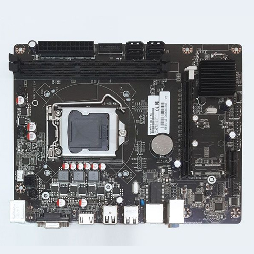 QUADRO H81-AC DDR3 GLan HDMI,VGA GLAN 1150p 4x Sata3 16X PCIe
