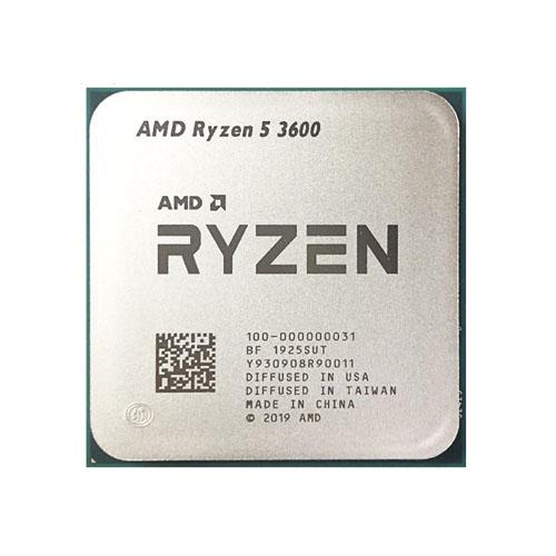 AMD RYZEN 5 3600 6 3.6 GHz 3MB FANLI TRAY MPK AM4 65W (Ekran Kartı Gerekir)