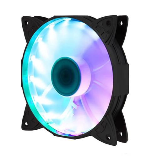 XİGMATEK CH120 EN40179 120*120*25mm Gökkuşağı RGB 1200rpm Kasa Fanı