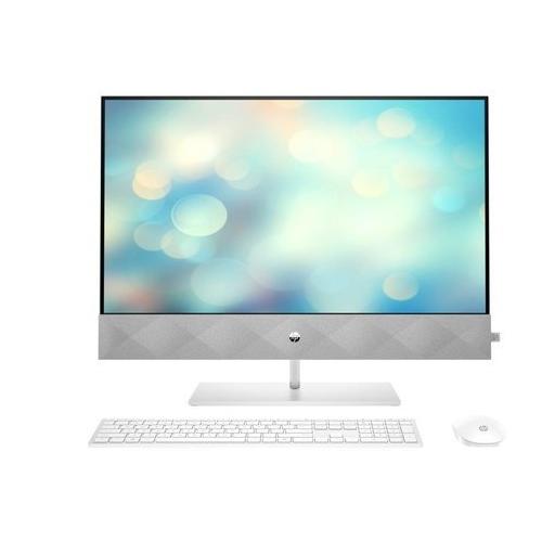 HP 199R8EA i7 10700 16GB 1TB + 512GB SSD 4GB GTX1650 27 Dos Cam Beyaz