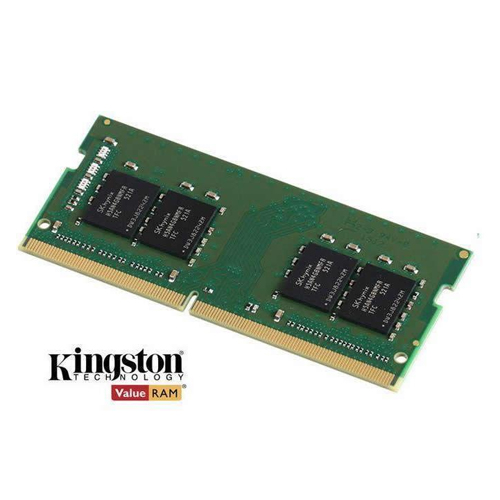 KINGSTON 16GB 2666Mhz DDR4 CL19 Notebook Ram KVR26S19S8/16