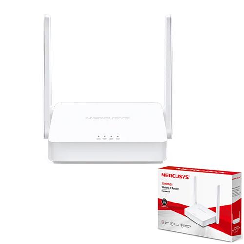 MERCUSYS MW301R 300Mbps 2x Lan + 1x Wan Kablosuz-Ethernet N Router