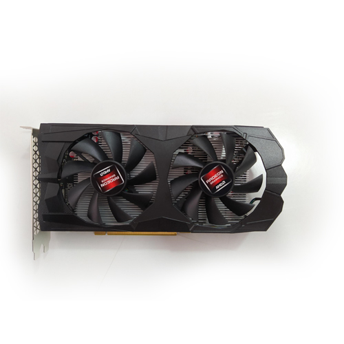 G-TEK AMD 8GB RX 580 BITCOIN GDDR5 256 Bit HDMI DVI DP (KUTUSUZ)