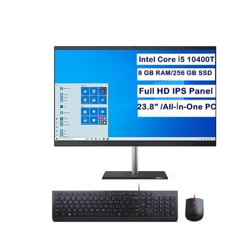 LENOVO AIO V50A-24IMB 11FJ00A6TX i5 10400T 8GB 256GB SSD Tümleşik VGA 23.8 Dos