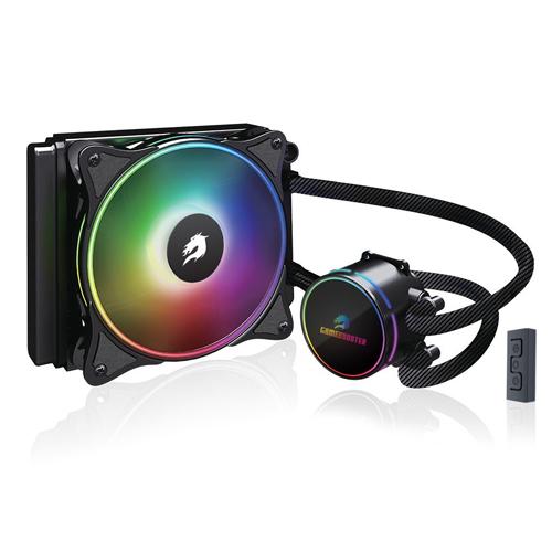 GameBooster NITRO 120 GB-LCS-NTR120 İntel/AM4 ARGB Fanlı 120mm Sıvı Soğutma Sistemi