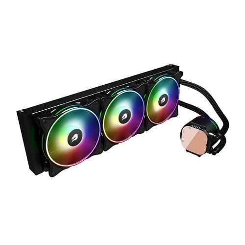 GameBooster NıTRO 360 GB-LCS-NTR360 İntel/AM4 ARGB Fanlı 120mm Sıvı Soğutma Sistemi