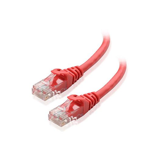 S-LINK SL-CAT610RE Cat6 Utp ( 10 Metre ) Kırmızı Patch Kablo