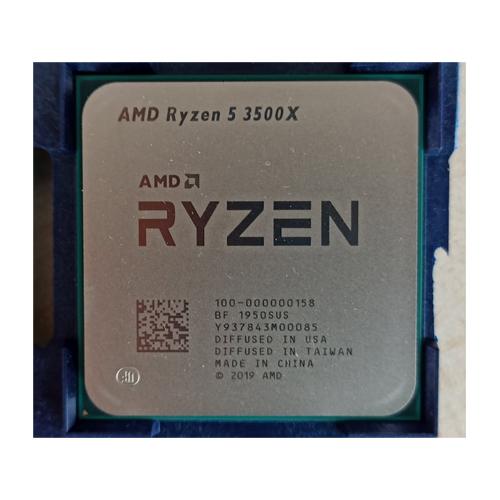 AMD RYZEN 5 3500x 6 3.6 GHz 35MB (Kutusuz + Fansız) AM4 65W