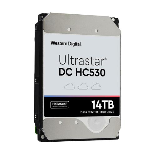 WD 3.5 Ultrastar DC HC530 14TB 7200 RPM 512MB SATA 6 Gb/s PC HDD WUH721414ALE6L4