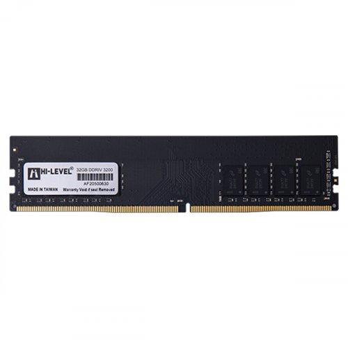 HI-LEVEL 32GB (1x32GB) DDR4 3200Mhz CL22 Pc Ram HLV-PC25600D4-32G Kutulu (1.2V)