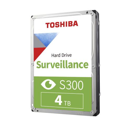 TOSHIBA 3.5 S300 4TB 5400 RPM 256MB SATA3 PC HDD HDWT840UZSVA (7/24 Çalışma)