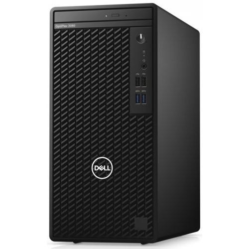DELL Optiplex 3080MT N009O3080MT_U i5 10500 8GB 1TB Ubuntu Micro Tower