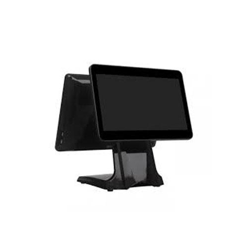 QUATRONIC P650-D Celeron J1900 4GB RAM 128GB SSD 15.6 + 10.1 Ekran Dokunmatik POS Terminal