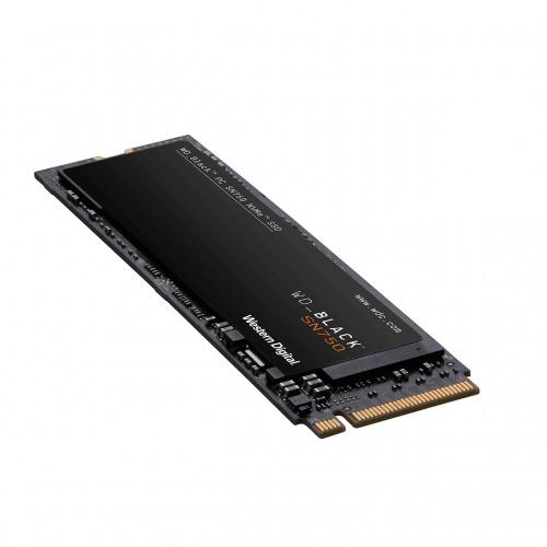 WD BLACK 250GB SSD M.2 NVMe PCIe 3100/1600 WDS250G3X0C