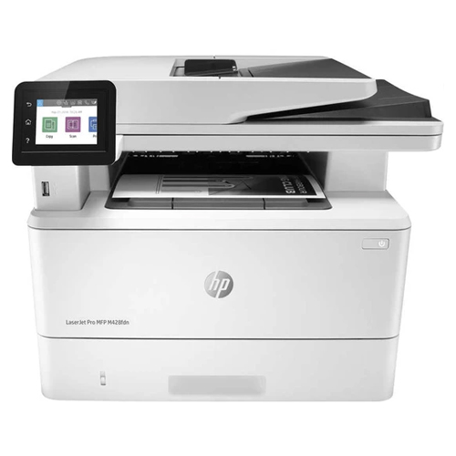 HP W1A29A LaserJet M428FDN Mono A4 Yazıcı Fotokopi Tarayıcı Fax Dublex 38 ppm S/B USB 2.0, Network