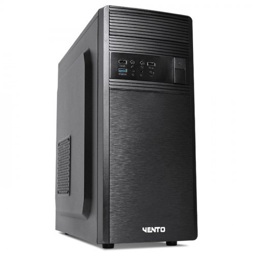 ASUS FSP / VENTO VS116F 400W PEAK SIYAH USB 3,0 MIDTOWER KURUMSAL KASA
