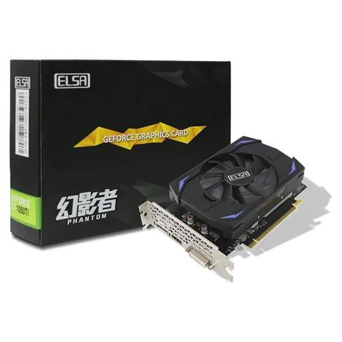 ELSA Nvidia 4GB GTX1050TI GDDR5 128 Bit HDMI DVI