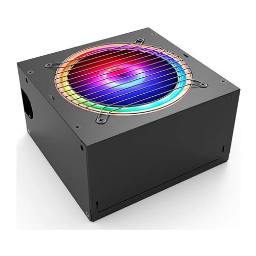 RAMPAGE RGB-600 600W 80+ Bronze 12cm RGB Fanlı Power Supply