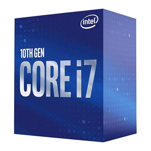INTEL Core i7 10700 8 2.90 GHz 16MB 1200P Tray(10.Nesil)