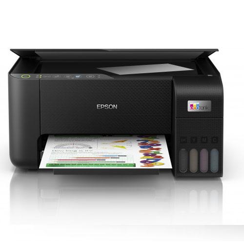 EPSON C11CJ67405 TANKLI L3250 Renkli Inkjet Yazıcı A4 Fotokopi Tarayıcı USB 2.0 , Wi-Fi