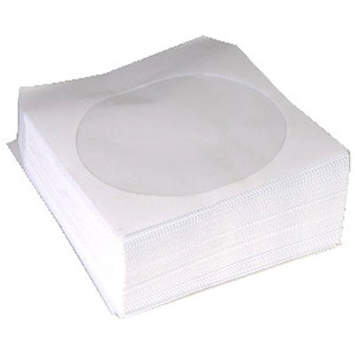 Oem 100 lü Cd Zarfı Beyaz