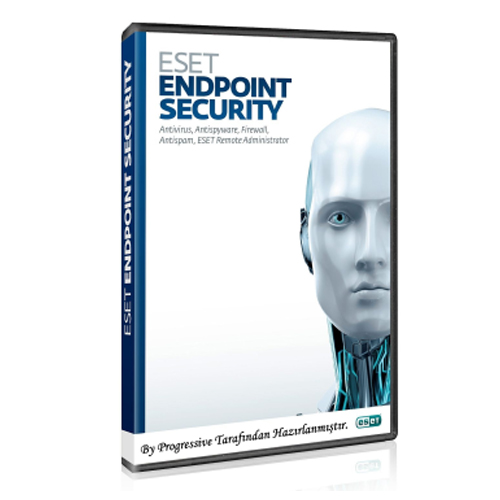ESET NOD32 Endpoint Protection Standart 1 Server + 5 Kullanıcı 1 Yıl Box