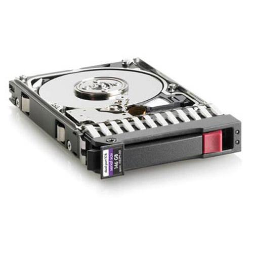 HPE (Bulk) 146GB 2.5 10K SAS SERVER HDD 507125-B21