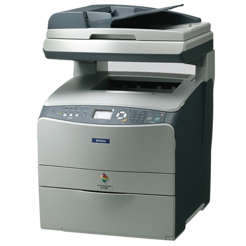 EPSON Officejet Aculaser CX21NF Renkli Laser Yazıcı A4 Fotokopi Tarayıcı Fax 128MB 25 ppm S/B 4 ppm Renkli USB 2,0 Netwo